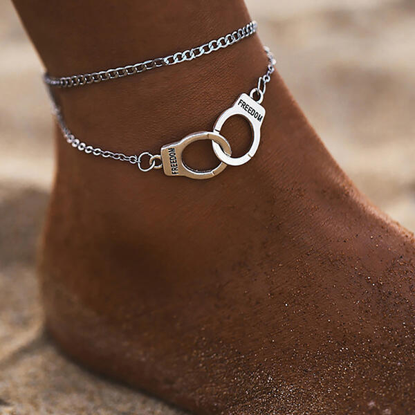 Alloy Beach Jewelry Anklets