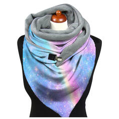 Print/Colorful Reusable/Women's/Simple Style Scarf