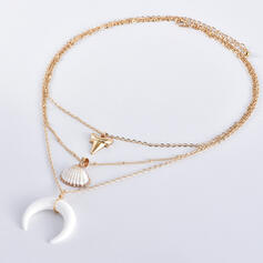 Charming Fancy Alloy Necklaces