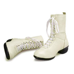 Women's Dance Boots Boots Real Leather Jazz