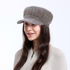 Ladies' Elegant Polyester/Acrylic Baseball Caps