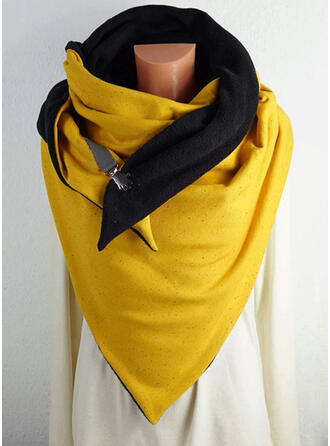 Solid Color/Face Bandana Reusable/Women's/Simple Style Scarf